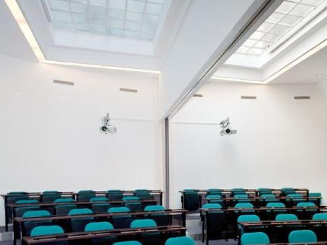 Réhabilitation d'un pôle d'enseignement et de formation courtes de l'Administration